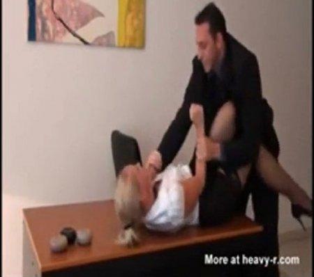 Порно Изнасиловал Начальницу